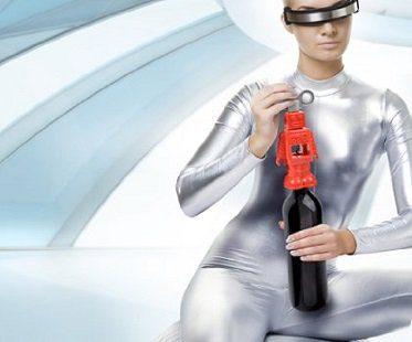robot corkscrew