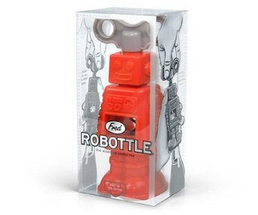 robot corkscrew box