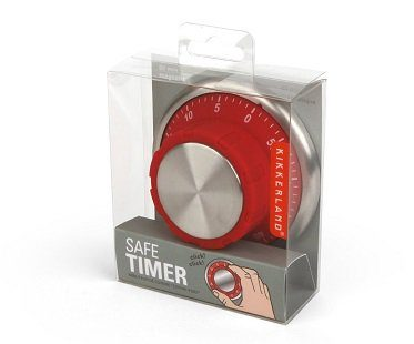 safe lock kitchen timer box