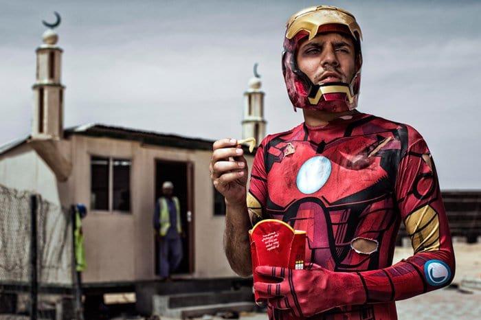 saudi iron man`