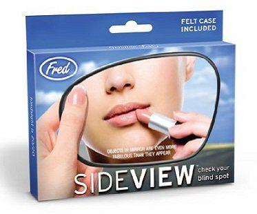 sideview purse mirror box