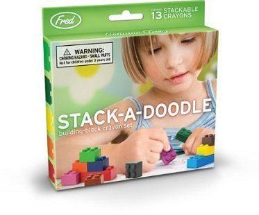 stackable crayons box