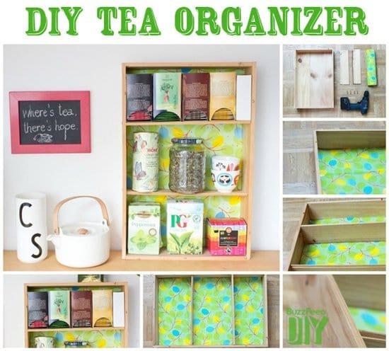 tea-organizer