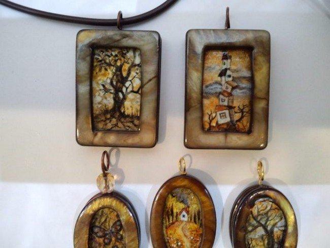 tiny canvases jewelry