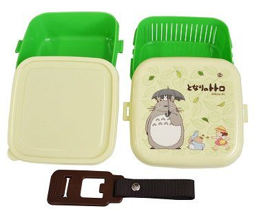totoro lunch box 2 tier