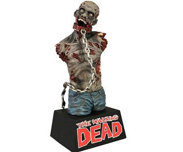 walking dead zombie money bank