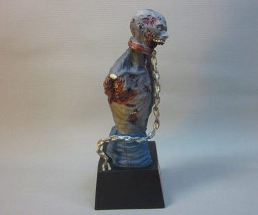 walking dead zombie money bank side