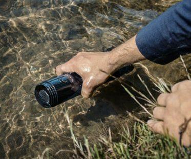 water filtration bottle