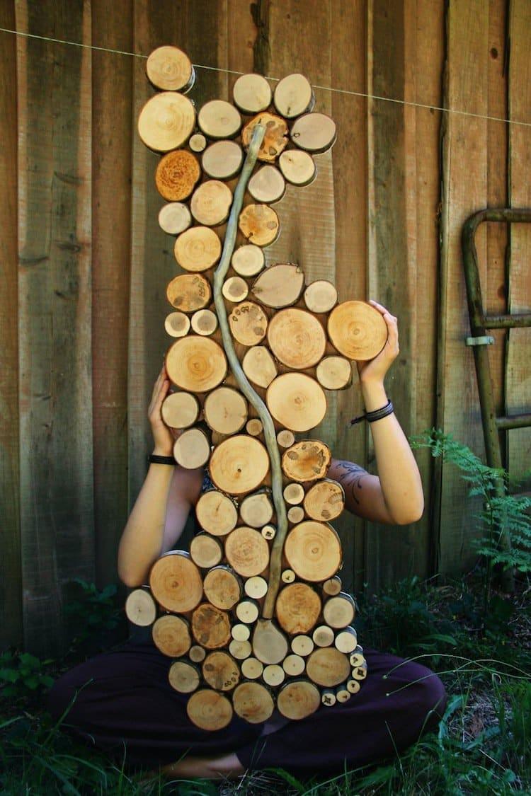 wood-growth