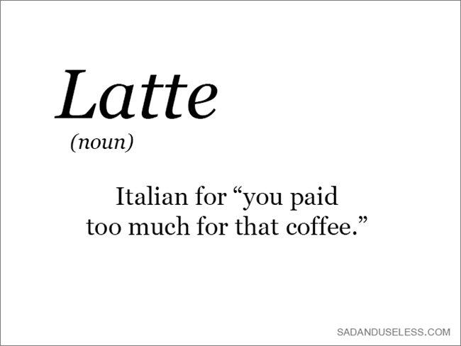 word-latte