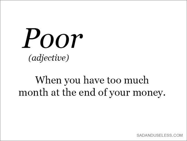 word-poor