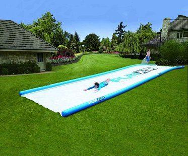 50 foot slip and slide