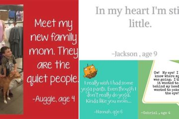Adorable Quotes By Kids