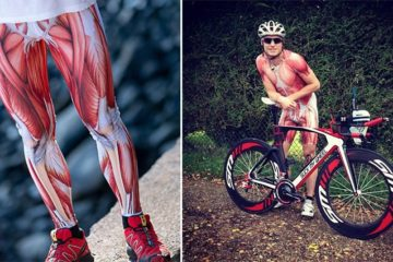 Anatomical Muscle Suit