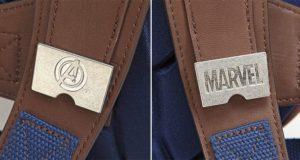 Backpack Shaped Like Captain Americas Shield