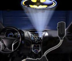 Batman Car Projection Light