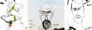 Breaking Bad Drawings Ralph Steadman