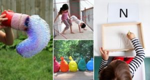 Cheap And Cheerful Activities For Kids