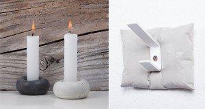 Concrete Minimalist Designs