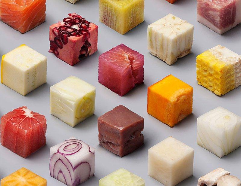 Cubes Close Up