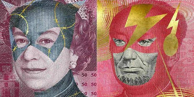 Currencies-around-the-world-look-better-with-superheroes-on-them-rather-than-politicians