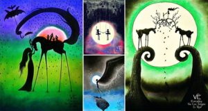 Dream Like Drawings