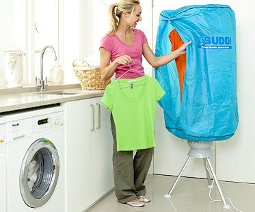 Electric Clothes Dryer air