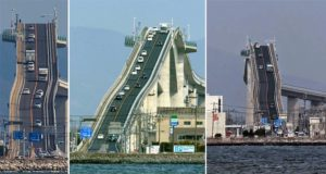 Eshima Ohashi Bridge Japan