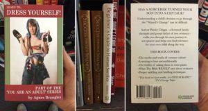 Fake Self Help Books