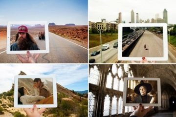Fangirls Travel The World Photographing Movie Locations