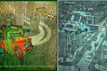 Fantastic Voyages Book