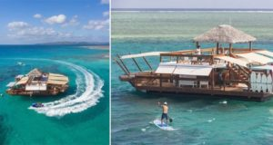 Fiji's Floating Pizzaria