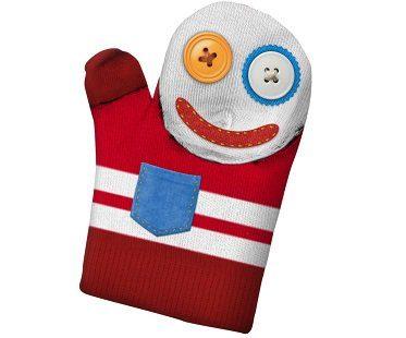 Hand Puppet Oven Glove mitt