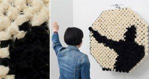 Interactive Fur Mirror