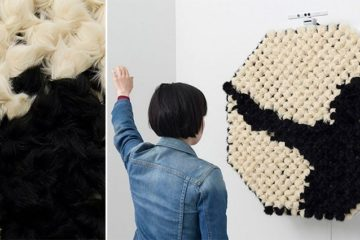 Interactive Fur Mirror