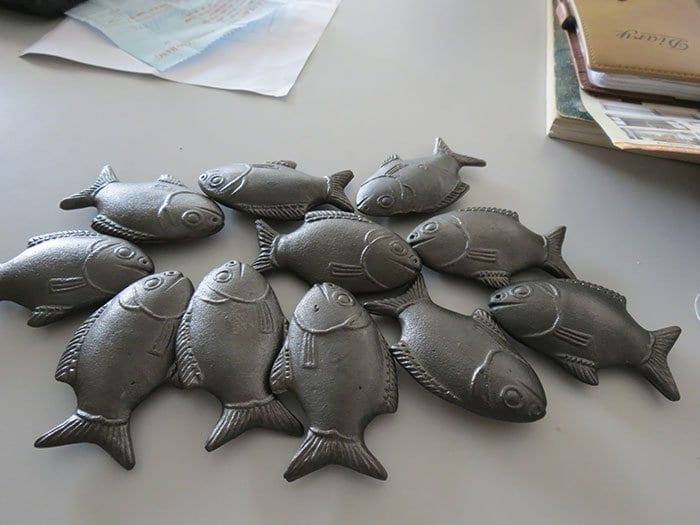 Iron Fish Collection