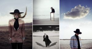 Photographs People Disappearing Into Silence