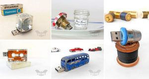 Polis Dimitriadis USB Flash Drives