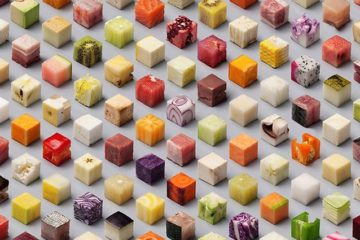 Raw Food Cubes