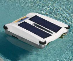 Robotic Solar Pool Cleaner