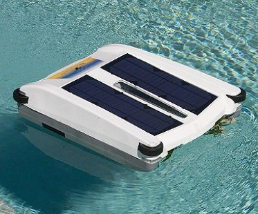 Robotic Solar Pool Cleaner