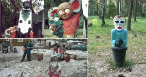 Scary Russian Playgrounds