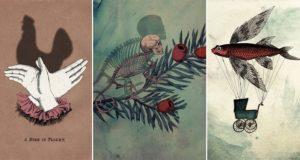 Sedki Alimam Surreal Illustrations