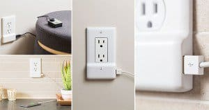 Snap Power USB Wall Charger