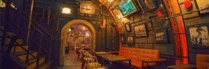 Submarine Themed Pub