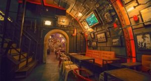 Submarine Themed Pub