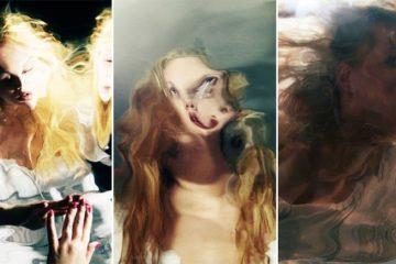 Surreal Self-Portraits Kalliope Amorphous