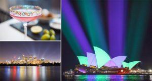Sydney Vivid Light Festival
