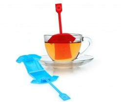 T-shirt tea infuser