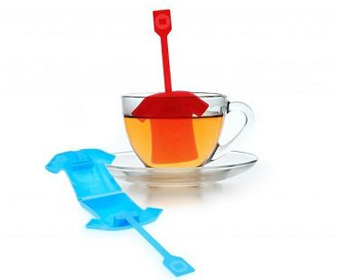 T-shirt tea infuser